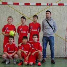 XVII Turnieju Halowej Piłki Nożnej im. bł. ks. Bronisława Markiewicza rocznik 2002-2004