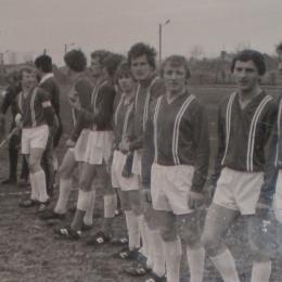 Sezon 1977; zespół prowadzony przez Ryszarda Marka