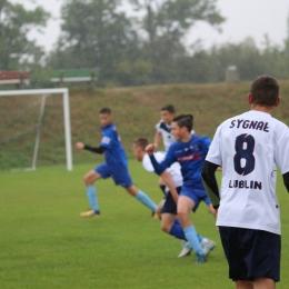 Junior Młodszy B1 Gaudium Zamość - Sygnał Lublin