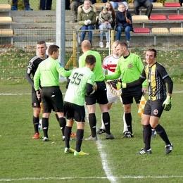 IV liga podkarp.WÓLCZANKA W.Pełkińska - PIAST Tuczempy 4:0(1:0) [2016-11-05]