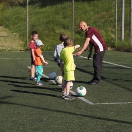 03.06.20. Pierwszy trening AP Sztum Rocznik 2014/2015.