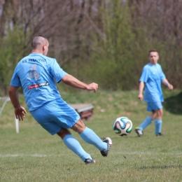 Więckovia Więckowice - Błękitni 3:0 (2:0)