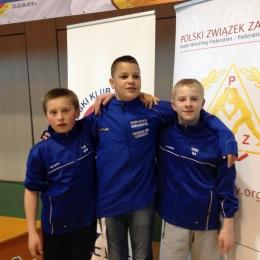 Zapasy Turniej w Chełmie