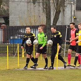 Błonianka Błonie - FC Lesznowola, Foto: Zdzisław Lecewicz.