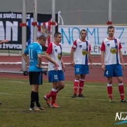 III liga 2014/15: Wisła Sandomierz 1-0 Granat Skarżysko-Kamienna