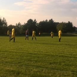 LKS Rogoźna -  Inter Krostoszowice :: B-Klasa Rybnik 20.08.2016