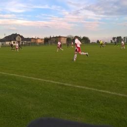 LKS II Bełk -  Inter Krostoszowice :: B-Klasa Rybnik 4.09.2016