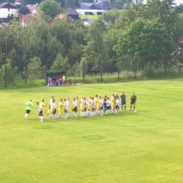 Inter Krostoszowice - TKKF Jedność Grabownia :: B-Klasa Rybnik 5.06.2016