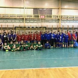 Halowy Turniej Młodzików o Puchar Burmistrza Gubina (http://steinpolilankarzepin.futbolowo.pl)