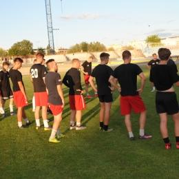 Pierwszy trening seniorów 2019/2020
