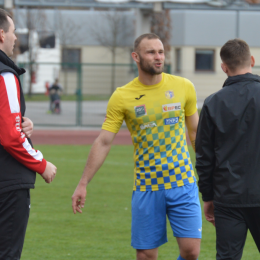 Sparing: Stal Brzeg - Wieczysta Kraków 1:1