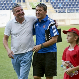 Lublinianka Lublin - Piast Tuczempy 3-0 (2:0) [15.08.2015]