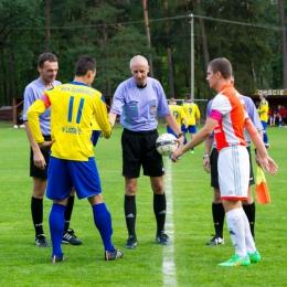 Wel Lidzbark - Radomniak Radomno 2 : 2 (2015.09.05)