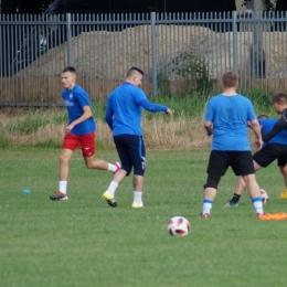Pierwszy trening nowego sezonu 2019/2020