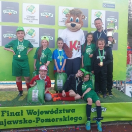 2018 - Puchar Tymbarku - Finał Wojewódzki - Potrójna korona :)