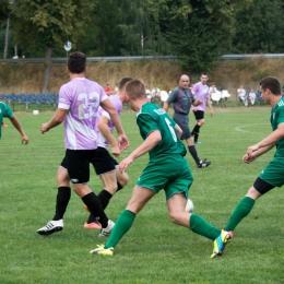 Tęcza Miłomłyn - Wel Lidzbark  5 - 2 (2015.08.12)