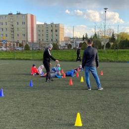 Inauguracyjny trening drużyny AP Tczew 2016, 06.05.2021
