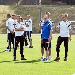 Chełmianka Chełm - Piast Tuczempy 1-1 (0:0) [22.08.2015]