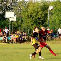 MŁODZIK (seniorzy) vs Gracja Tczów - 1. mecz barażowy