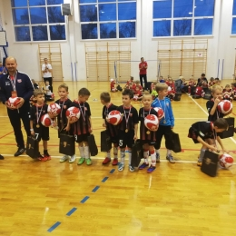 II miejsce w halowym turnieju Mikołajkowym o Puchar Poseł Ewy Kozaneckiej