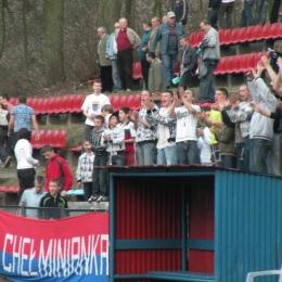 Chełminianka Basta Chełmno - Strażak Przechowo (08.04.2009 r.)