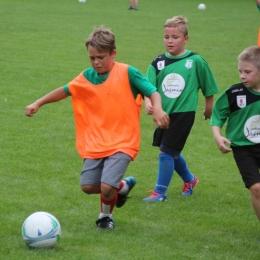 Turniej dla dzieci o Puchar Prezesa GLKS Pelikan (fot. R. Prawniczak)