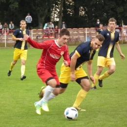 SENIORZY: MKS Olimpia Koło - Zjednoczeni Rychwał (20.09.2017 Puchar Polski)