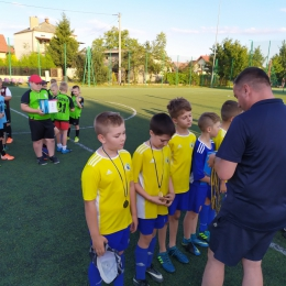 Puchar Burmistrza 2020 - Orliki