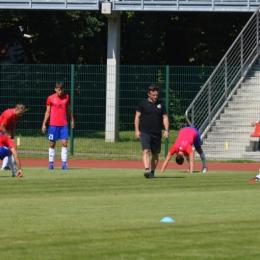 Sparing: Stal - Polonia Bytom (25.07.)