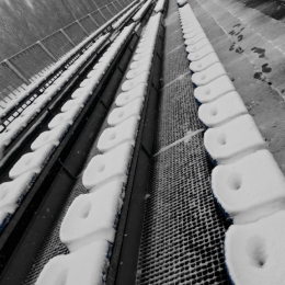 Zima przyszła w samą porę-po ostatnich kolejkach rozgrywek