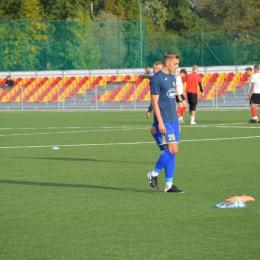 Sparing: Ślęza Wrocław - Stal 1:5
