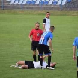 JKS 1909 Jarosław - Piast (5 kolejka IV ligi podkarpackiej, Sezon 2019/2020) wyk.Dominik Budzowski oraz Artur Bżdżoła