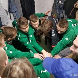 Gwiazda Skrzyszów - Odra Wodzisław Śląski