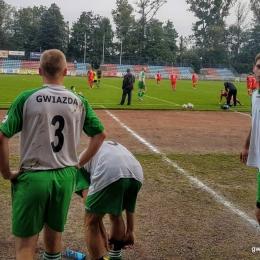 Odra Centrum Wodzisław - Gwiazda Skrzyszów 28.09.2016r