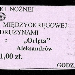 Materiały z dawnych lat - bilety