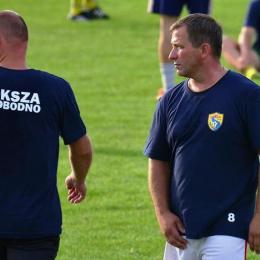 OKSZA Łobodno - Amator Golce 6.08.2014