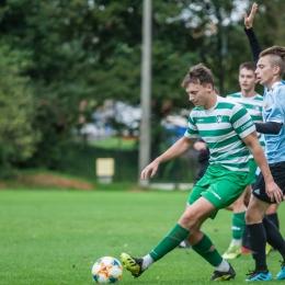 U19: Raba Dobczyce - Orzeł Myślenice [fot. Bartek Ziółkowski]
