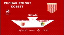 Półfinał Pucharu Polski Kobiet na szczeblu wojewódzkim już dziś!