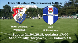Gwardia - MKS II Piaseczno