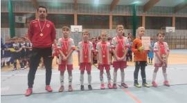 ROCZNIK 2012: Żaki Akademii Mała Olimpia wygrywają ŚLESIN CUP