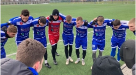 Sparing: Lech II Poznań - Unia 1:0