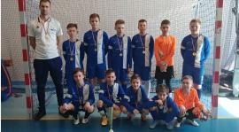 U13: Młodzicy mistrzem halowej ligi Grodzisko Cup 2021!