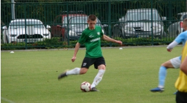 Maciej Blechman piłkarzem sierpnia