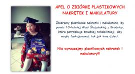 Klub Piłkarski Polonia dla Alicji!