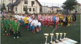 ROCZNIK 2009: Orliki Młodsze Olimpii z II miejscem
