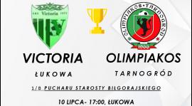 Zapowiedź: Victoria- Olimpiakos- Puchar Starosty