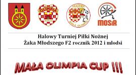 ROCZNIK 2012: Turniej MAŁA OLIMPIA CUP 2020 - harmonogram