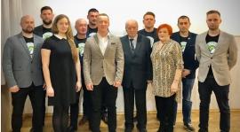 Nowy zarząd Orła Myślenice, Edward Łapa prezesem na nową kadencję!