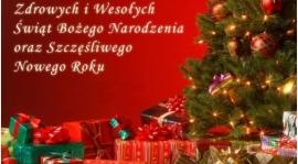 Życzenia Bożonarodzeniowe !!!