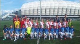 ROCZNIK 2007/2008: Zagrali z Lechem Poznań